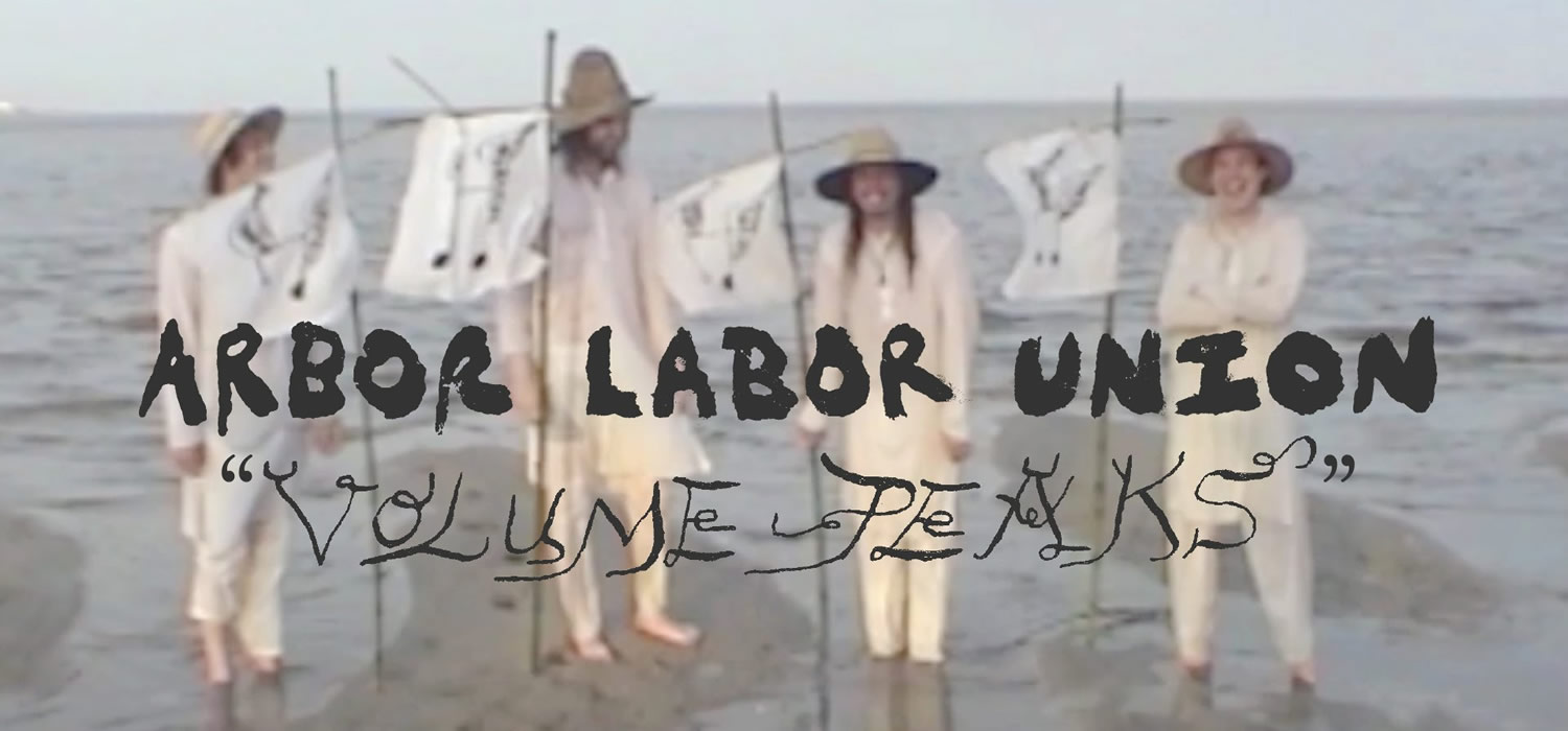 Arbor Labor Union - Volume Peaks