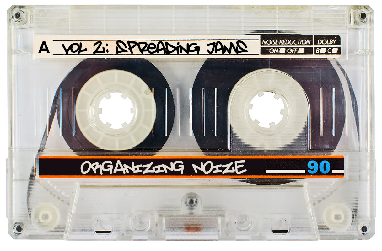 Organizing Noize Vol. 2